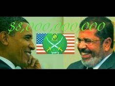 SHOCKER from ARABIC MEDIA: Secret $8 billion deal between Obama and the Muslim Brotherhood | BARE NAKED ISLAM