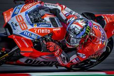 The man of the moment 😈 // Is back to his best? Ducati Motogp, Barcelona, Victoria, Cars And Motorcycles, Motorbikes, Special Events, The Man, Helmet, Racing