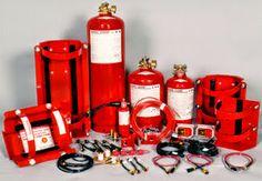 Nasza oferta obejmuje między innymi szkolenia PPOŻ, oznakowanie przeciwpożarowe i ochronę budynków. Fire Extinguisher