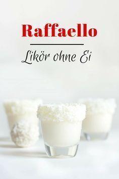 Ein Rezept für ein super leckeren Raffaello Likör ohne Ei. Zutaten: 12 Stck. Raffaello 75 g Zucker 250 ml Milch 300 ml Schlagsahne 100 ml Wodka Zubereitung: