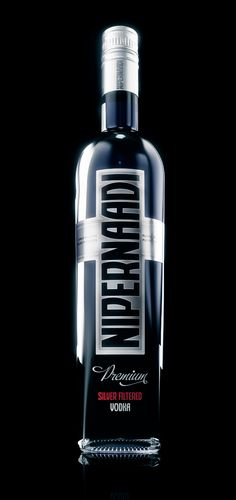 Nipernaadi #vodka #packaging PD
