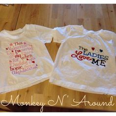 Sibling valentines day shirts. #deployment Get yours here: www.facebook.com/monkeynaroundcreations