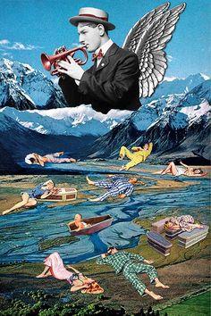 Eugenia Loli Collage - Judgement