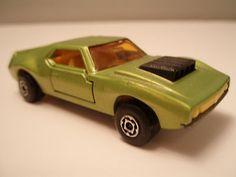 MATCHBOX SUPERFAST LESNEY 1972 AMX JAVELIN