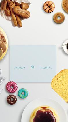 Envelope Design Card Cereal Background Food Nutritional breakfast Food recipies