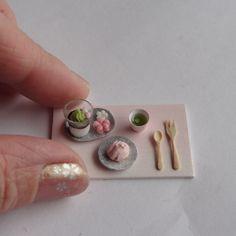 2018.03 Miniature Tea Blossom ♡ ♡By Siderikko