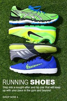 Super Saver: Running Shoes