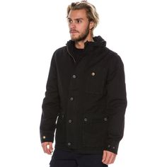 ROARK GURKHA WAXED COTTON JACKET