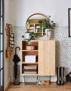 Ikea Ivar Cabinet, Armoire Ikea, Cabinet Furniture, Style Deco, Living Room Interior, Home Accessories, Diy Home Decor, Bedroom Decor, Bedroom Ideas