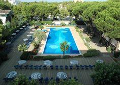 Das Fünf-Stern-Resort Mare Pineta liegt im Badeort Milano Marittima. Das war früher der sommerliche Zufluchtsort der Mailänder.