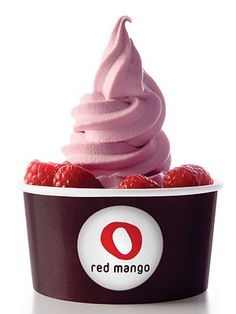 LOVE LOVE LOVE Red Mango!!!  I love the Pomegranite, it's AWESOME with raspberries and flax see granola!!!  THE BEST!!!!