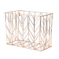 U Brands Hanging File Desk Organizer, Wire Metal, Copper ... http://smile.amazon.com/dp/B01DMDYW5U/ref=cm_sw_r_pi_dp_5bOoxb02G0SZX