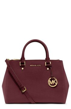 MICHAEL+Michael+Kors+'Medium+Sutton'+Saffiano+Leather+Tote+available+at+#Nordstrom