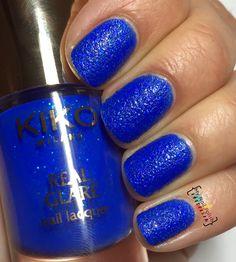 Kiko Real Glare 04 Keen Cobalt Blue