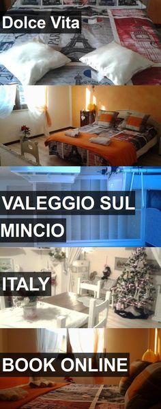 Hotel Dolce Vita in Valeggio sul Mincio, Italy. For more information, photos, reviews and best prices please follow the link. #Italy #ValeggiosulMincio #travel #vacation #hotel