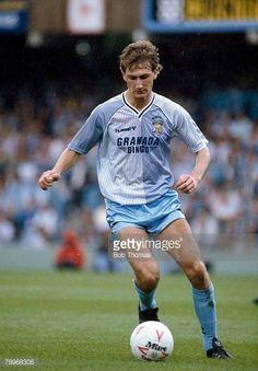 5th September 1987 Division 1 Graham Rodger Coventry City