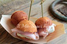 Panini, Frittata, Hamburger, Buffet, Bread, Cheese, Finger Food, Blog, Style