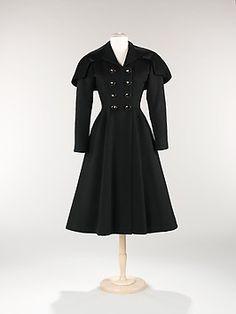 The Metropolitan Museum of Art | Evening Coat 1950