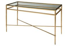 Entry way table #credenza #console table  Bailey Console