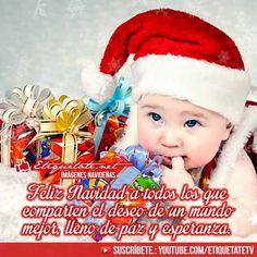 Imágenes con Deseos de Navidad Gratis VER EN ░▒▓██► http://etiquetate.net/imagenes-con-deseos-de-navidad-gratis/