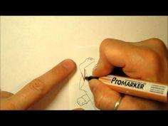 Promarker tutorial part 1 of 4