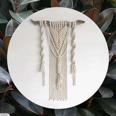 Macrame Wall Hanging | Trade Me
