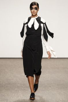 Ioana Ciolacu Berlin Fall 2016 Fashion Show