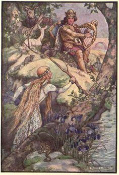 """The Light Princess"" Written by George Macdonald - An English Fairy Tale (1864)"