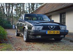 Alfa Romeo 75 - 3.0 V6 (1988)
