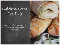 CookieCrumble: Chick'n Pesto Haps Dog Hot Dog Buns, Hot Dogs, Pesto, Hamburger, Food Porn, Breads, Bread Rolls, Bread, Burgers