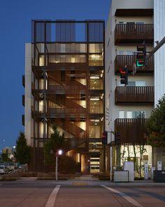 David Baker Architects: Rivermark