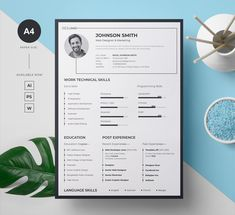 Clean, Modern and Professional Resume and Letterhead design. Fully customizable easy to use and replace color & text. Give an employer a great first impression and help you land your dream job. Cover Letter For Resume, Cover Letter Template, Cv Template, Letter Templates, Resume Templates, Design Templates, Letterhead Design, Resume Design, Web Design