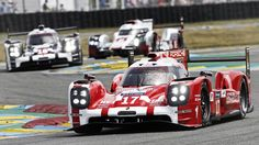 Analyse Le Mans So gewann Porsche den Klassiker Sports Car Racing, Drag Racing, Race Cars, Auto Racing, Grand Prix, Lemans Car, Audi R18, 24h Le Mans, Autos