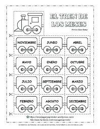 los meses del a o worksheet more comprehension worksheets and spanish ideas. Black Bedroom Furniture Sets. Home Design Ideas