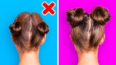 HERMOSAS MANERAS DE ESTLIZAR TU CABELLO Tu cabello es una de las mejores formas de mostrar tu personalidad, ¿no crees? Puede teñirlo, cortarlo y darle estilo de muchas, muchas formas diferentes. En el video de hoy, aprenderás a peinarte a la moda. 5 Min Crafts, 5 Minute Crafts Videos, 5 Minute Hairstyles, Diy Hairstyles, Maquillage Halloween Simple, Hair Growing Tips, Cute Diy Projects, Diy Resin Art, Cute Funny Baby Videos