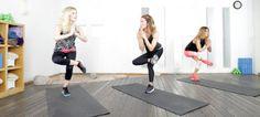 Fitness Sessions: Butt Blast