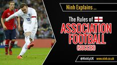 The Rules Of Football Soccer Or Association Football Explained Association Football Football Soccer Football