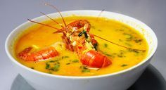 SOPAS PERUANAS * PERUVIAN SOUPS: CHUPE DE CAMARONES / 浓缩汤虾 / Концентрированный суп ...