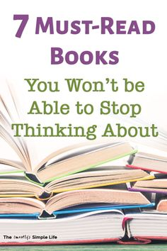There are some books that stick with you for years. They immediately cause you to think differently and live differently. Don't miss these must read books! Romance Quotes, Romance Books, Recommended Books, Fiction And Nonfiction, Inspirational Books, Read Books, Life Changing, Book Recommendations, Reading Lists