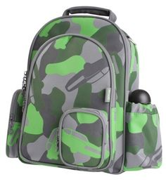 c942ff740586 The small gooie backpack that is big on the inside! Side pocket for a drink  bottle. Perfect for school