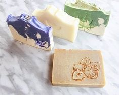 All-natural eco-friendly skin care products by herbalEra on Etsy