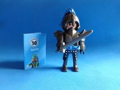 Playmobil Figures Serie  10  Caballero Knight Ritter  6840