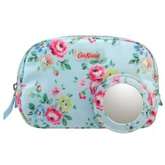 Latimer Rose Classic Box Makeup Case With Nylon Zip | Beauty Accessories Offers | CathKidston