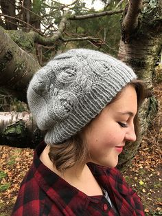 Ravelry: Knottybykniture's City Park hat knit in Simplinatural from HiKoo.  City Park Hat by Okanagan Knit Co.