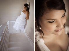 The Bride. One Shoulder Wedding Dress, St Francis, Bride, Wedding Dresses, December, Weddings, Gallery, Fashion, Saint Francis
