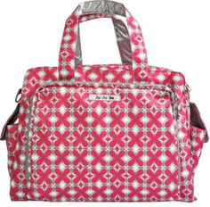 The JuJuBe Be Prepared diaper bag is a chic tote available in patterns and solids. Shop the Be Prepared diaper bag and other bestselling styles at JuJuBe. New Baby Girls, Baby Kids, Jujube Be Prepared, Maternity Boutique, Pinwheels, Small Bags, Couches, Gym Bag, New Baby Products