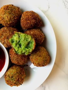 no fry veg hariyali kebabs (healthier version) is a perfect nutritious appetizer to entertain your friends and family in a healthy way. Used appe pan . Indian Appetizers, Easy Appetizer Recipes, Indian Snacks, Recipes Dinner, Healthy Indian Recipes, Veggie Recipes, Healthy Food, Veggie Food, Snack Recipes