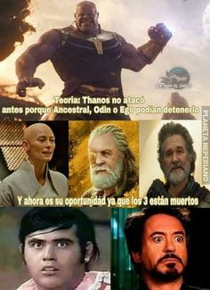 Read - 81 - from the story Momazos alv :v 2 by with 826 reads. Avengers Memes, Marvel Memes, Marvel Dc Comics, Marvel Avengers, Overwatch, Funny Images, Funny Pictures, Mundo Marvel, Troll