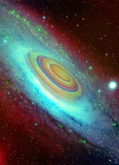 Galaxy Swirling...beautiful...