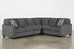 Shop for Turdur 3 Piece Sectional W/Laf Loveseat at LivingSpaces.com. Enjoy free store pick-up, same day shipping and free assembly.